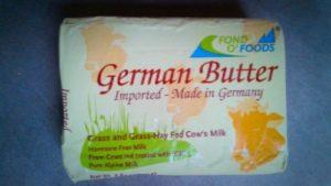 ghee recipe - grass fed butter is best